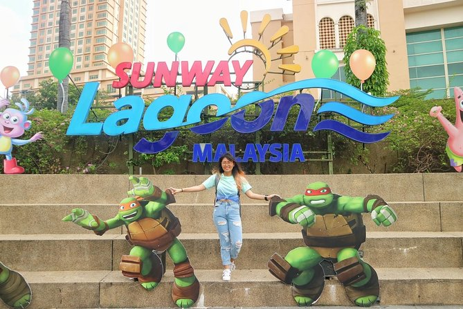 Sunway lagoon Theme Park Day-Trip Tour