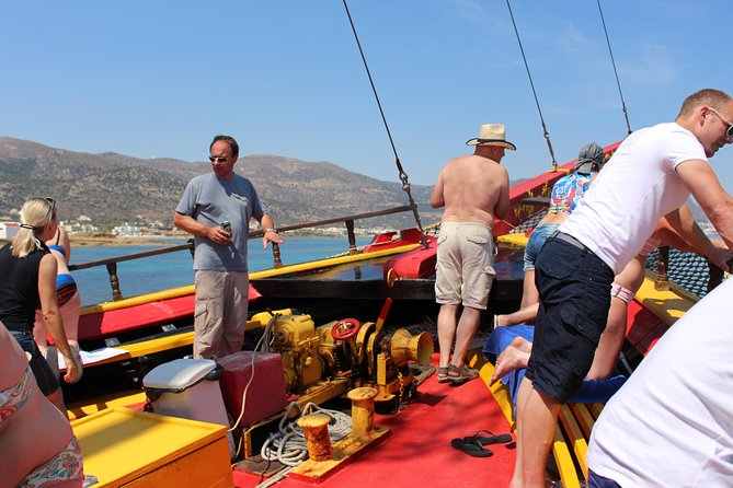 5-hour Crete Pirate Ship Cruise: Sissi, Malia, and Stalis with Lunch