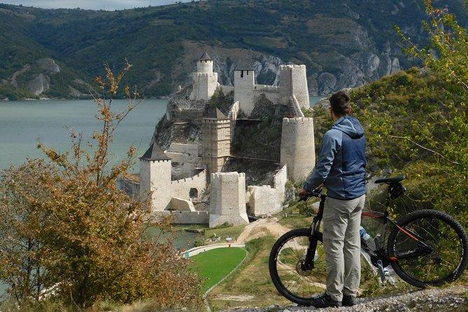 Golubac Fortress Bike Tour