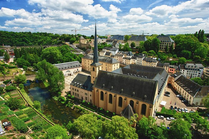 Exclusive: Private tour Luxembourg & Dinant from Brussels Full day