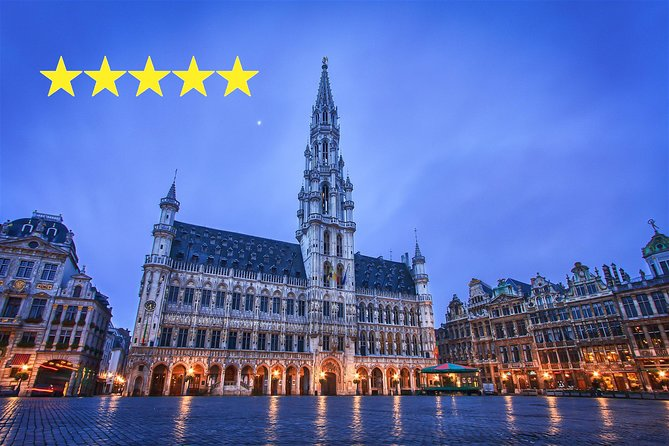 Best of Brussels : Private Luxury Tour