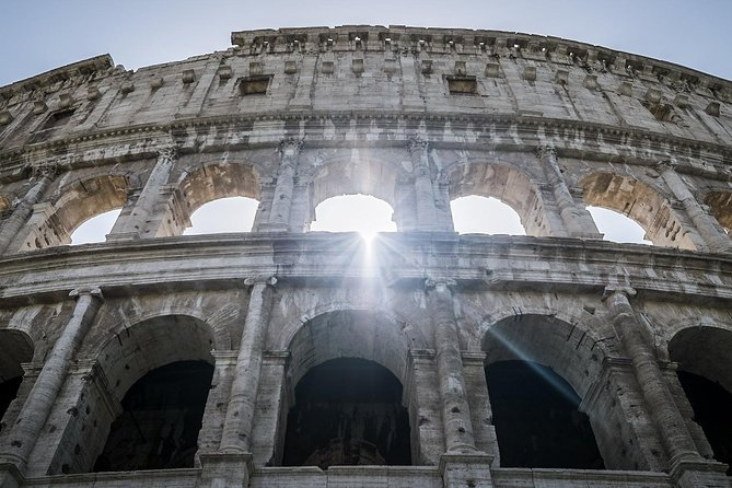 Rome Express: Colosseum in a 1-hour Guided Tour