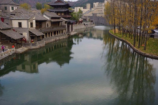 Gubei Water Town And Simatai Great Wall Group Tour From Beijing