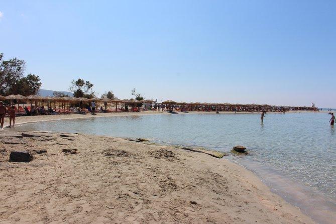 Elafonissi Beach Crete Day Trip