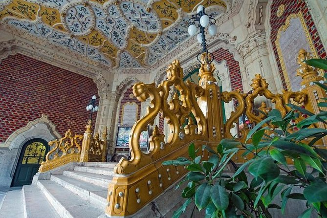 Private Art Nouveau Tour of Budapest with professional guide