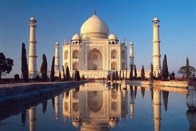 Same Day Taj Mahal Private Tour From Bengaluru with Return Flights