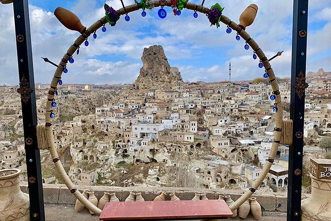 Private South Cappadocia Day Tour ( Underground City ,Red Valley and Lunch)