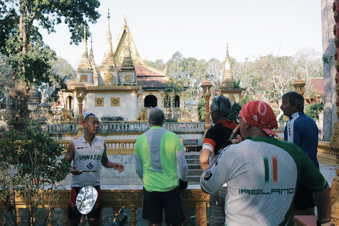 Cycling from Saigon to the Mekong up to Phnom Penh, Cambodia (5 days trip)