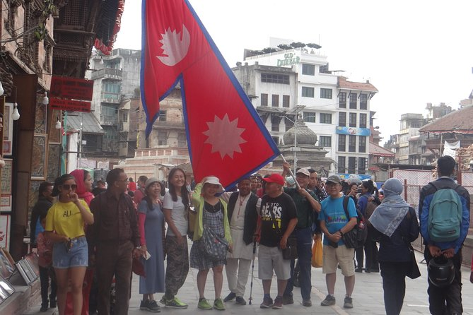 1 day Kathmandu World Heritage guided tour group join