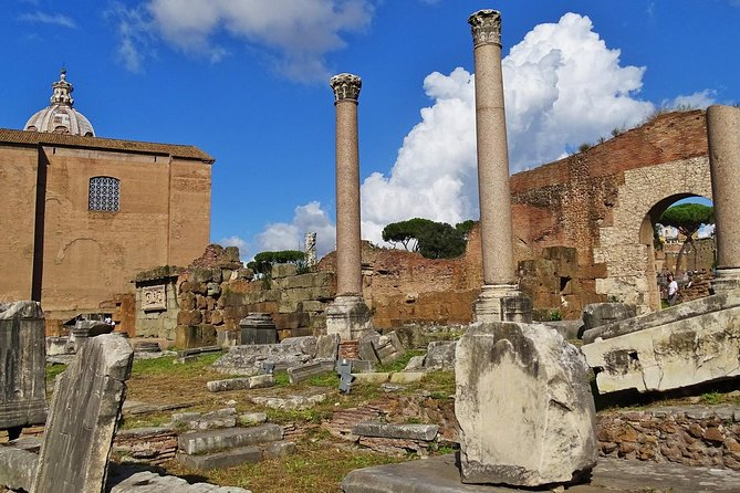 ROME Colosseum: 1-Hour guided experience with Roman Forum & Palatine hill access photo 4