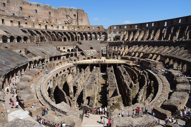 ROME Colosseum: 1-Hour guided experience with Roman Forum & Palatine hill access photo 6