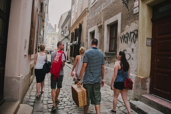 Local Secrets of Bratislava: Small Group Tour Including Picnic