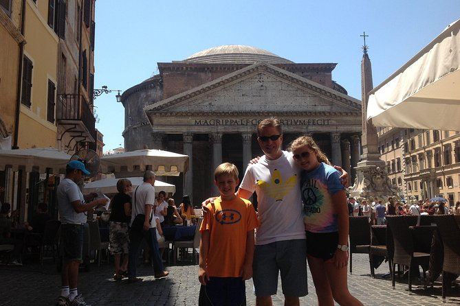 Full Day Rome Tour in 7 Hours Save the Money No Tickets