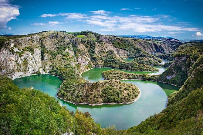 Van Belgrado: Uvac Nature Reserve Tour