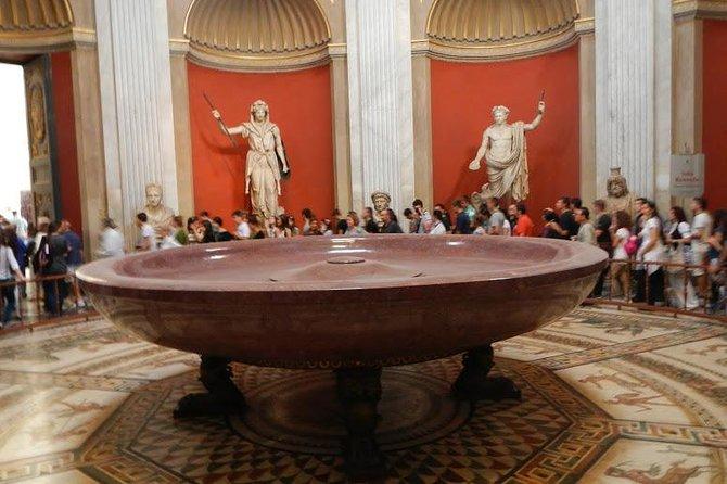 Private Vatican Museum Tour