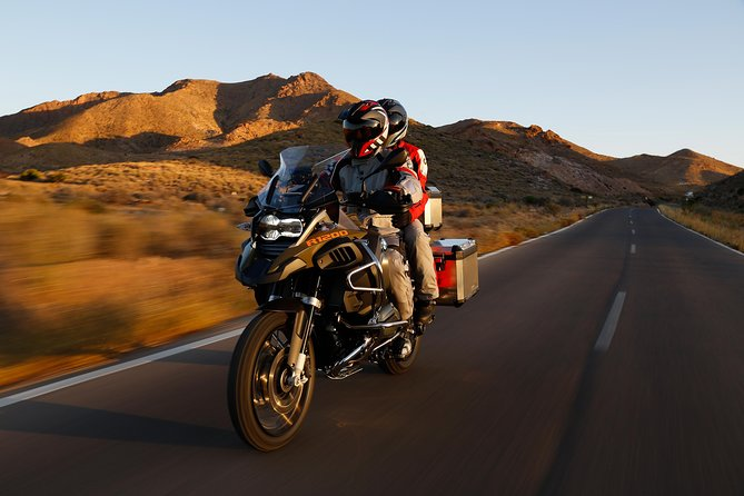 Rent A Bmw R1200gs Adventure
