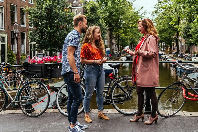 The Ultimate Layover of Amsterdam Private Tour