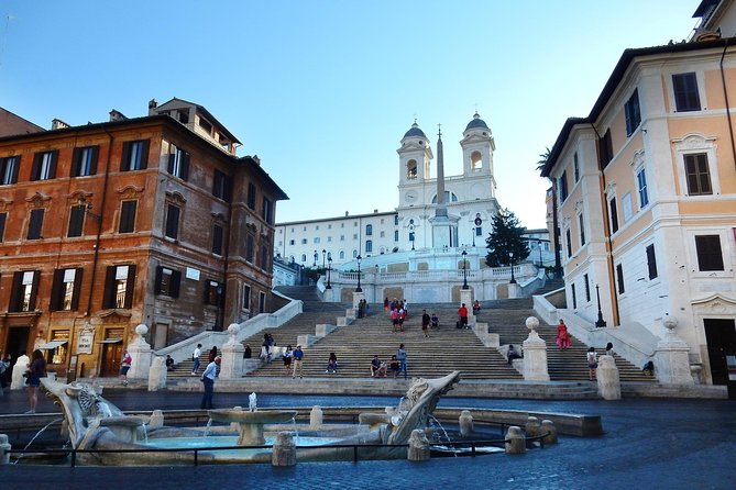 Rome: Best sight of the City with a private guide