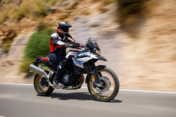 Rent A Bmw F850gs
