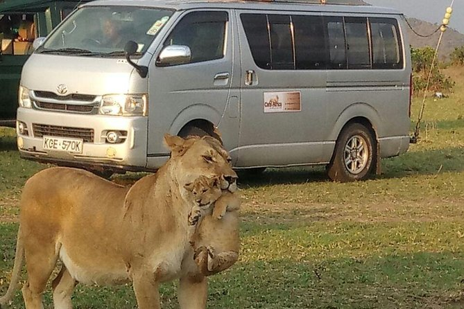 3-Day Masai Mara Paradise Safari
