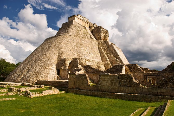 Uxmal & The Puuc Route from Merida