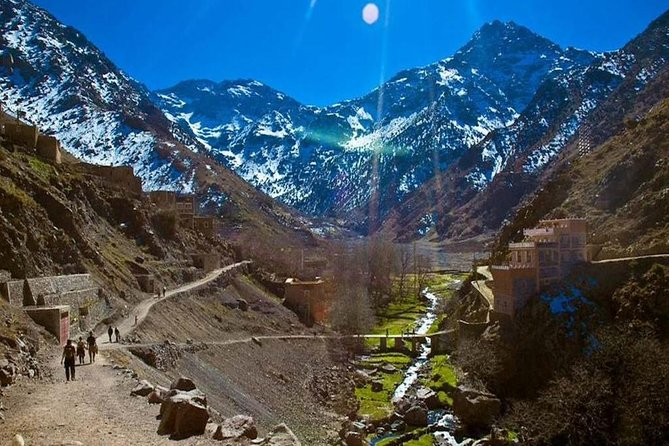 Atlas Mountains and Agafay Desert Jeep Safari