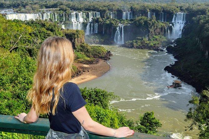 Excursão de uma noite com tudo incluído às Cataratas do Iguaçu do lado brasileiro e à Hidrelétrica de Itaipu