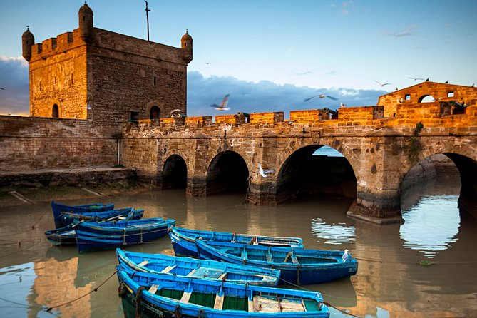 ESSAOUIRA: full-day tour from Marrakech