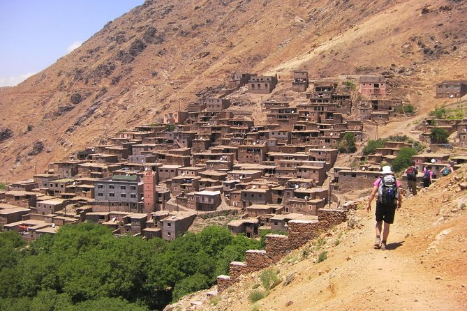 Atlas Mountains Day Trip with Camel Ride (Imlil)