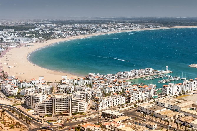 Round trip from Airport - Hotel - Airport in Agadir