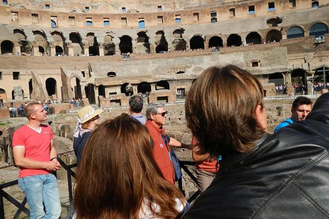 Colosseum, Roman Forum, Palatine Hill and Vatican Museums Skip the Lines Tour