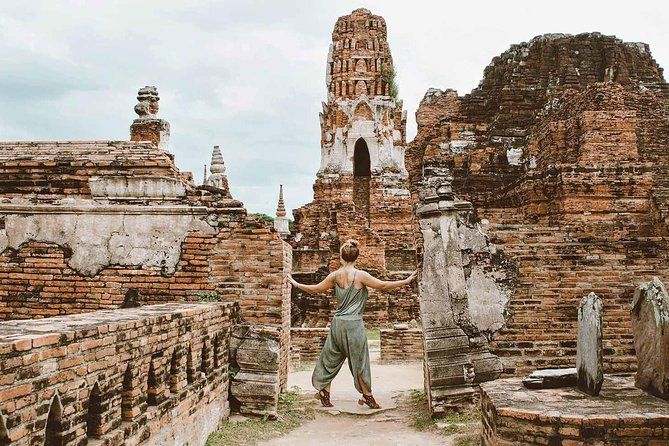 Ayutthaya Full Day Tour with Lunch and Hotel Pick n Drop photo 6