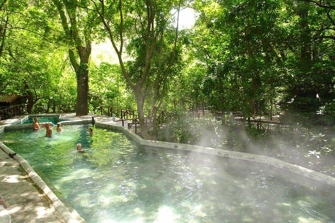 Horseback Riding, Zipline and Hot Springs Combo Tour in Guanacaste