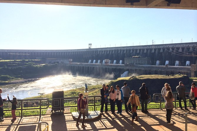 Itaipu Dam Half-Day Sightseeing Panoramic Tour from Foz do Iguaçu