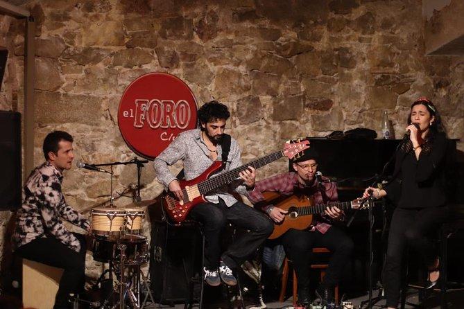Espectáculo de flamenco y Jam session