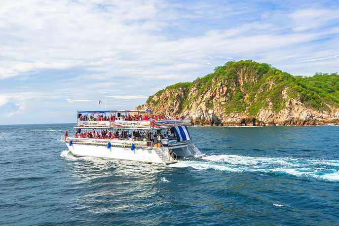 Exotic Paradise Water Adventure Tour from Huatulco