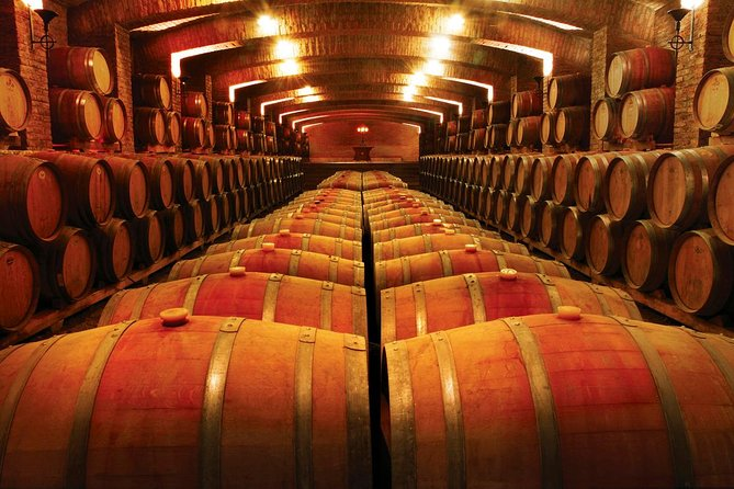 Small Group Best Deal: Viña del mar - Valparaiso - Casablanca Valley And Maipo Valley Wineries in Two Days from Santiago