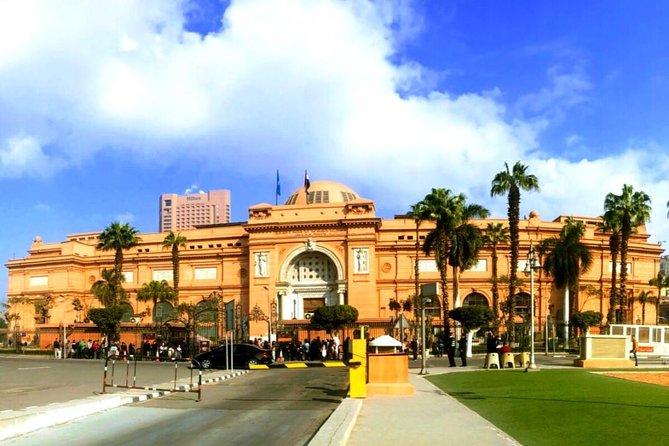 Half-day Egyptian Museum Tour