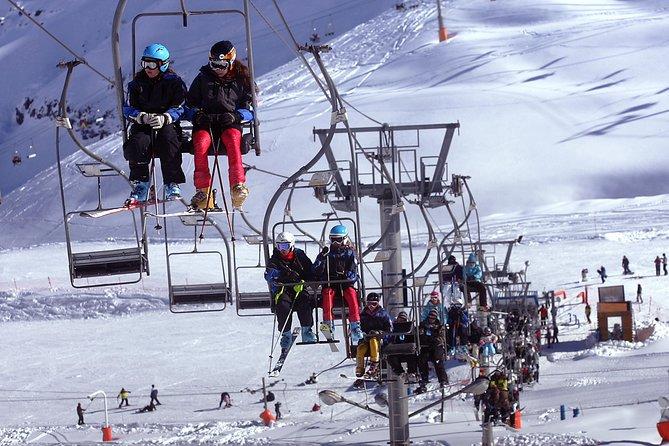 Private Tour: Valle Nevado and Farellones from Santiago