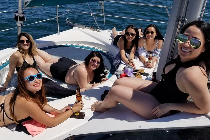 Catamaran Sailing Cruise on San Diego Bay for up to 12 Guests