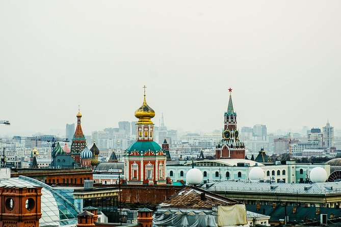 2 Day Private Moscow Tour with Local Guide