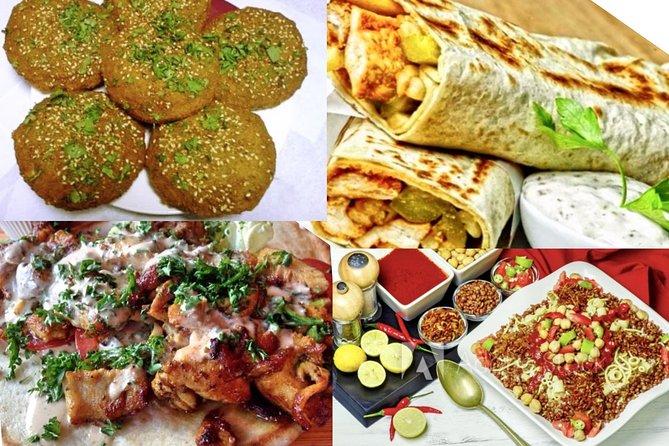 Cairo walking tour and food tasting (urban adventure)