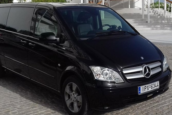 Private Transfer / Nafplio or Tolo – Athens Airport / Up to 8 Persons
