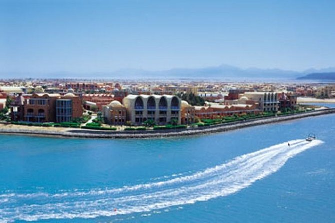Four days in Hurghada