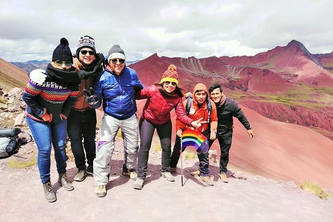 Excursion to the Mountain of Colors & Red Valley 1 day