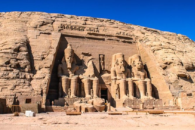 Trip to Aswan and Abu Simbel from Luxor