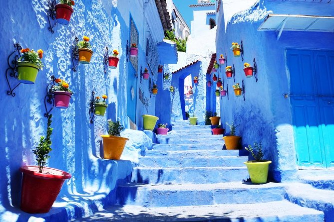 Excursion to Chaouen