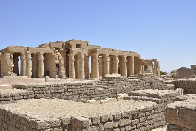 Tour To Temple Of Ramsseum, Queens Valley, And Deir El Madinah photo 2