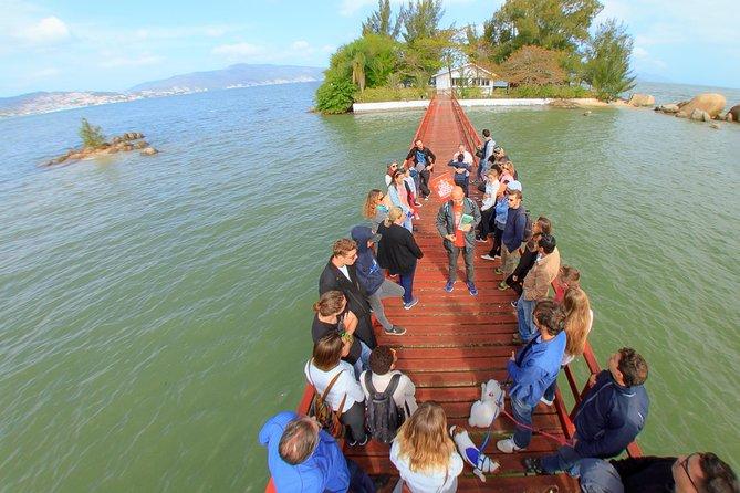 Free Walking Tours em Florianópolis: caminhadas histórias com fotos e áudios
