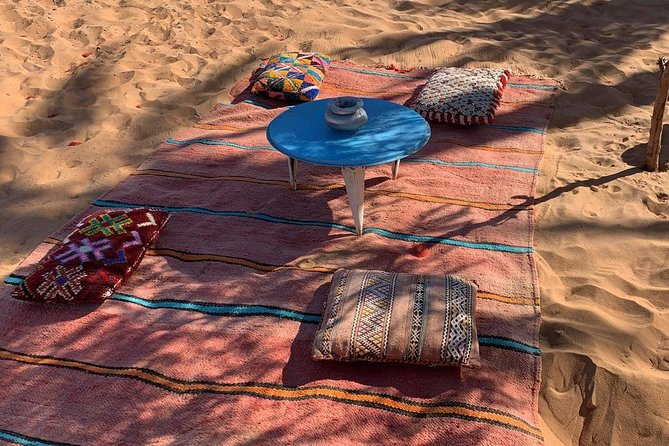 Luxury desert camp Erg Chebbi